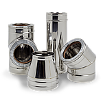 Труба теплоизоляционная  н/оц  D140/200/1,0 мм, фото 5