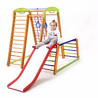 Детский спортивный уголок - Кроха - 2 Plus 1-1 SportBaby