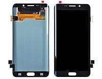 Дисплей Samsung Galaxy S6 Edge G925F SuperAmoled complete Black