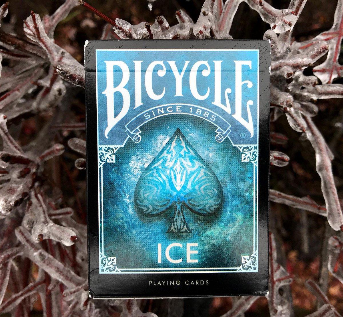 Карти гральні | Bicycle Ice