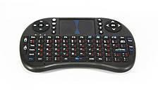 Беспроводная русская клавиатура с тачпадом Rii mini i8 (44273)