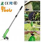 Портативная триммер-газонокосилка для сада Zip Trim, на батарейках, фото 5