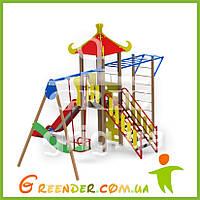 """Игровой комплекс """"Аладин-3"""" детские спорт площадки"""