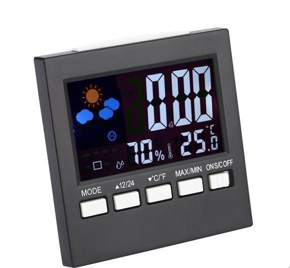 Метеостанция-часы 2159T с гирометром (45165)