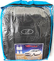 Авто чехлы Lada 2170 Priora 2007-2011 / 2012-2014 sedan Nika, фото 1