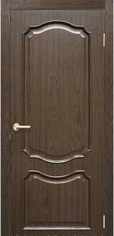 Двері Оміс Роксолана. Полотно+коробка+ 2 до-та лиштв + добір 100мм, ПВХ, фото 2