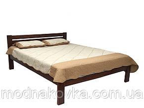 Кровать Премьера из массива сосны 160х200