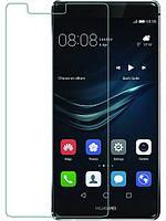 Защитное противоударное стекло для телефонаHuawei P9 (Хуавей, стекло, стекло для смартфона)
