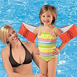 ✅Нарукавники для плавання Intex 58641 «Люкс», 30 х 15 см, фото 2
