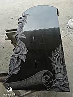 Надгробный памятник габбро