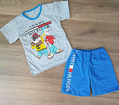Шорты и футболка Tommy Hilfiger, фото 3