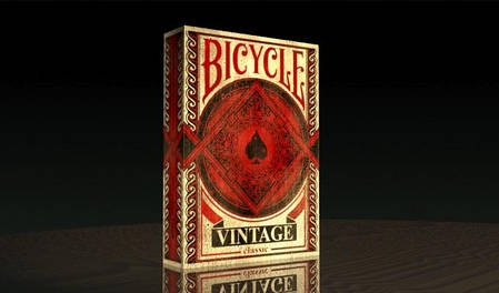 Карти гральні | Bicycle Vintage Classic, фото 2