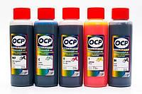 Чернила OCP Canon imagePROGRAF iPF670, iPF680, iPF685, iPF770, iPF780, iPF785 комплект 5x100 мл (BKP 44, BK 797, CMY 122)