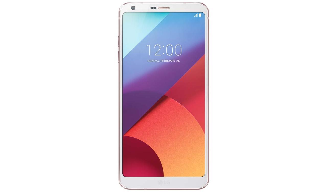 LG G6 4/32GB White (Международная версия)