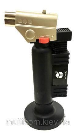 13-05-032. Газовый паяльник EX-002, пьезоподжиг, 1300°C