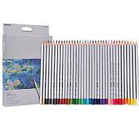 Цветные карандаши Marco 36 цветов