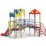 """Игровой комплекс """"Радуга 2"""" спортивные площадки для детей, фото 2"""