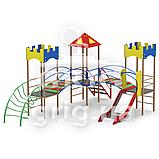 """Игровой комплекс """"Радуга 2"""" спортивные площадки для детей, фото 5"""