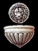 Декоративный фонтан GLINKA Лев 78x66 см (00315)