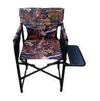 Кресло складное режиссёр с полкой