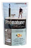 Сухой корм для собак всех пород Pronature Holistic Adult Atlantic Salmon&Brown Rice (2.72 кг.)