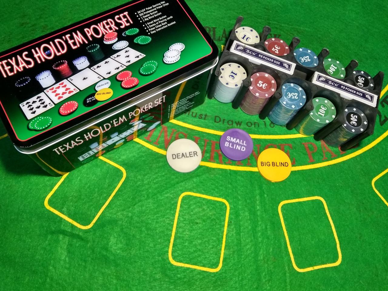 набор покер киев