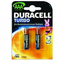 Батарейка Duracell  TURBO LR3 (ААА)