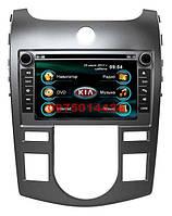 Штатная магнитола Kia Cerato 2009-2012