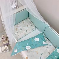 Комплект постельного белья Маленькая соня Nice Forest стандарт детский арт.0361271