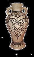 Садовая ваза GLINKA Патриция 58x26 см (00028)