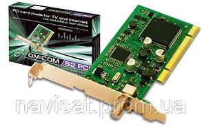 Карта OMICOM S2 PCI rev.3 (DVB-S/S2)