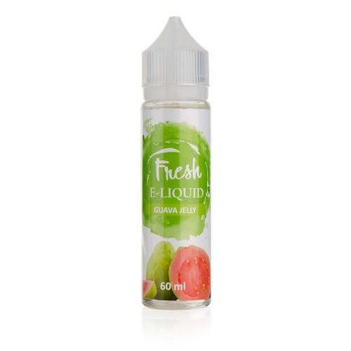 Жидкость для электронных сигарет FRESH Guava Jelly 3 мг 60 мл