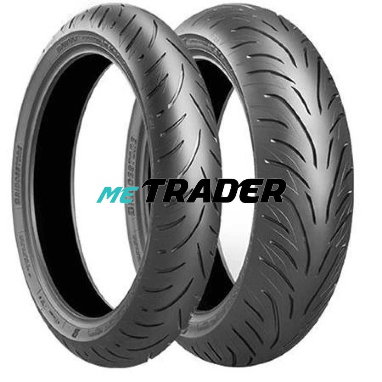 Bridgestone Battlax T31 GT 120/70 R17 58W F TL