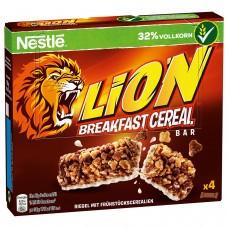 Батончики Lion Breakfast Cereal Упаковка
