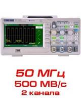 Цифровой осциллограф, 50 МГц