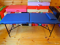 Прочный массажный стол кушетка ресницы шугаринг тату
