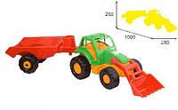 Трактор с прицепом Орион (993)