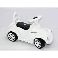 Машина - каталка Ретро, белая Орион (900 Б)