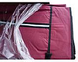 Складной каркасный тканевый шкаф Storage Wardrobe, фото 4