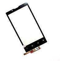 Сенсор Huawei U9000 Ideos X6 Ascend X,ViewSonic ViewPad 4 black orig
