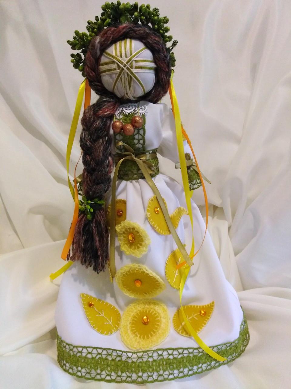 Лялька - мотанка Берегиня 43 см