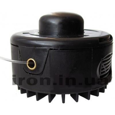 Шпуля для электрокосы-триммера полуавтомат на вал 6 мм