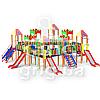 """Игровой комплекс """"Цитадель"""" детский современный, фото 2"""