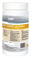 Длительный хлор BWT BENAMIN Lang таблетки 1 кг для бассейна