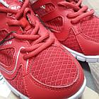 Кроссовки Bona сетка красные размер 36, фото 5