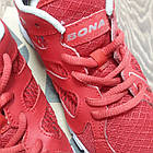 Кроссовки Bona сетка красные размер 36, фото 4