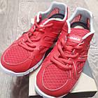 Кроссовки Bona сетка красные размер 36, фото 3
