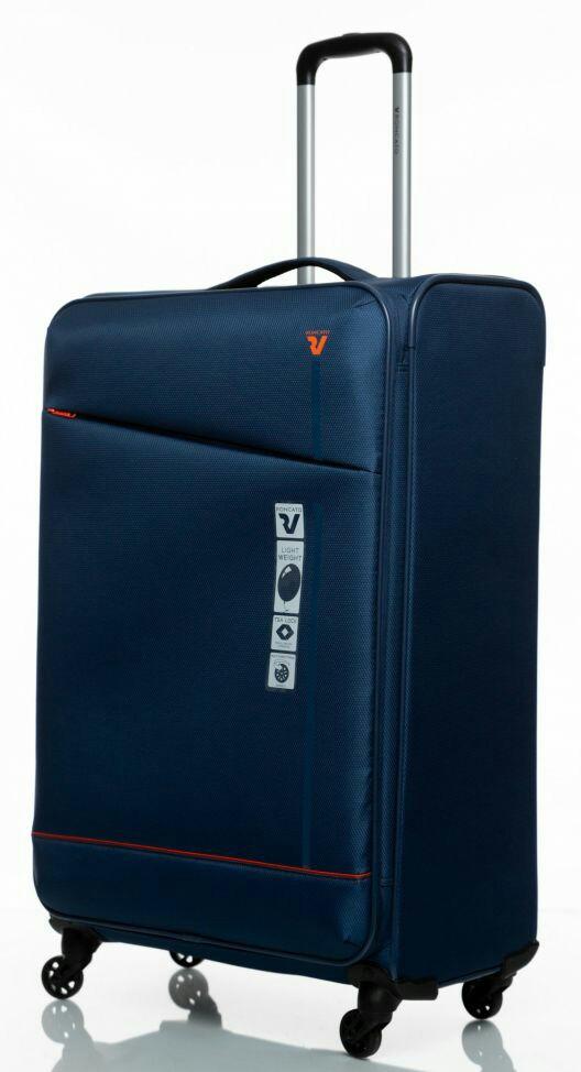 Большой чемодан Roncato JAZZ 414671 23, тканевый, 103л