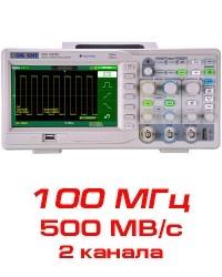 Цифровой осциллограф,100 МГц