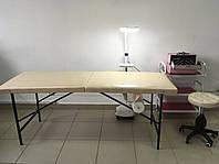 Фанера прочный массажный стол кушетка ресницы шугаринг тату , фото 1